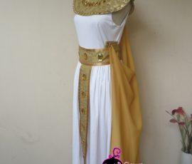 Sewa Kostum Princess Cleopatra