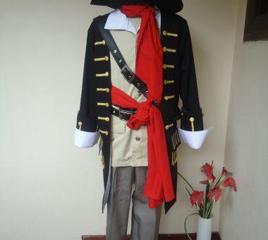Sewa Kostum Baju Bajak Laut