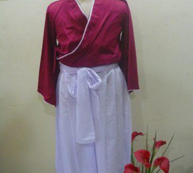 Sewa Kostum Samurai X