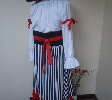 Rental Kostum Bajak Laut Jakarta