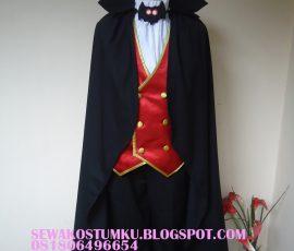 Sewa Kostum Baju Drakula