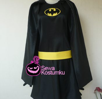 Sewa Kostum Bat Girl