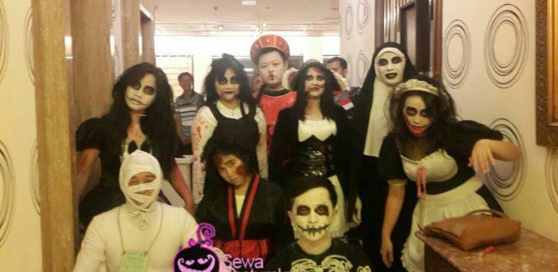 Sewa Kostum Halloween Jakarta, Tempat Penyewaan Kostum Halloween di Jakarta