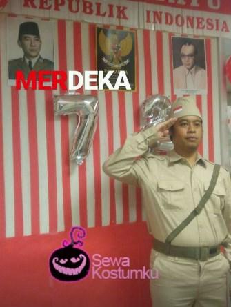 Sewa Kostum Pejuang di Jakarta
