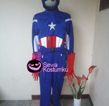 Sewa Kostum Superhero Captain America