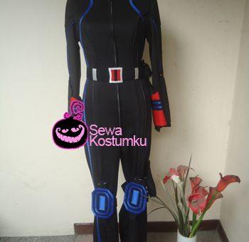 Sewa Kostum Black Widow