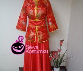Sewa Kostum China