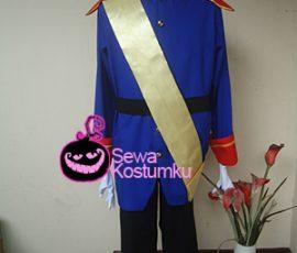 Sewa Kostum Pangeran Biru