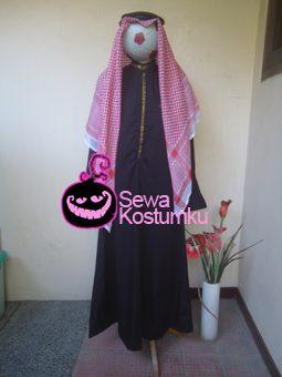 Sewa Kostum Arab