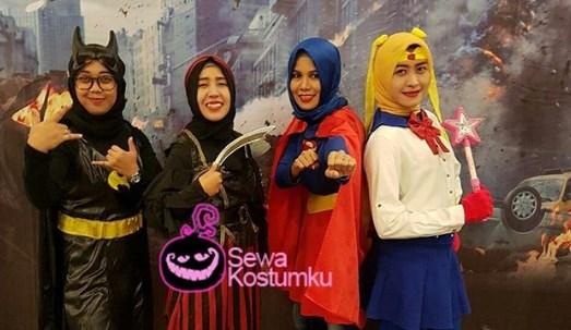 Sewa Kostum Princess di Kembangan Jakarta Barat