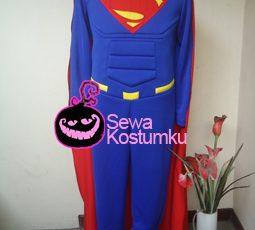 Sewa Kostum Superman