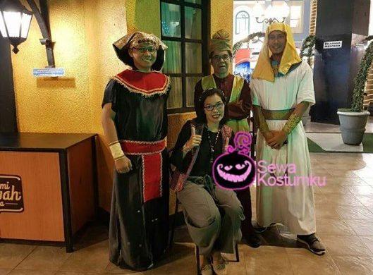 Sewa Kostum Arabian Nights di Sidoarjo dan Surabaya