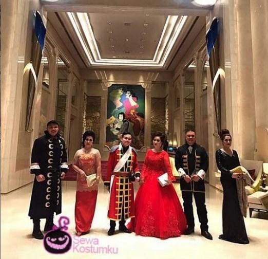 Sewa Kostum Jakarta, Rental Kostum Superhero Murah Jakarta, Sewa Bajak Laut Jakarta