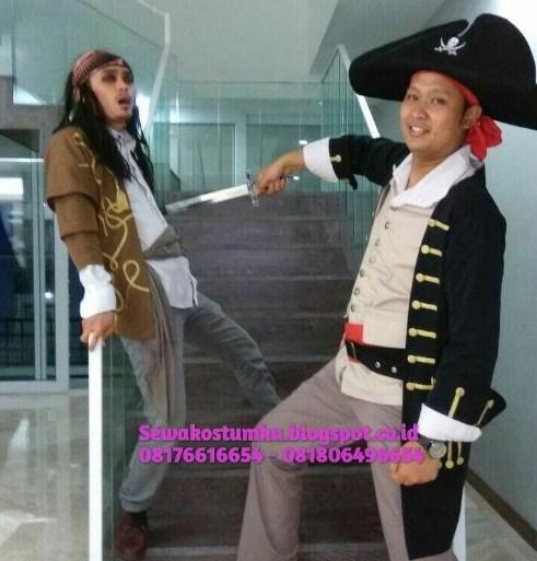 Sewa Kostum Jakarta, Sewa Kostum Dewasa, Sewa Kostum Murah Jakarta, Sewa Kostum Rental Bajak Laut, Rental Kostum Bajak Laut