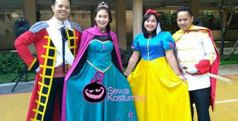 Sewa Kostum Kerajaan di Palembang