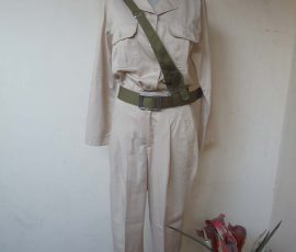 Sewa Kostum Pejuang Wanita ukuran M ,L dan XL