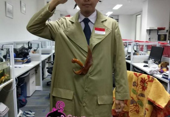 Sewa Kostum Jenderal Sudirman Jakarta