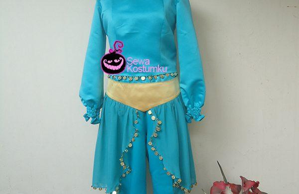 Sewa Kostum Jasmine Jakarta Cewe Size M