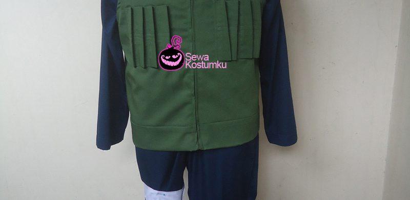 Sewa Kostum Kakashi S M L XL