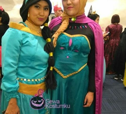 Sewa Kostum Princess Jasmine Jakarta Kemayoran
