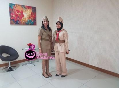 Sewa Baju Pahlawan Kemerdekaan Wanita