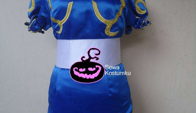Sewa Kostum Hot Chun Li Street Fighter v M
