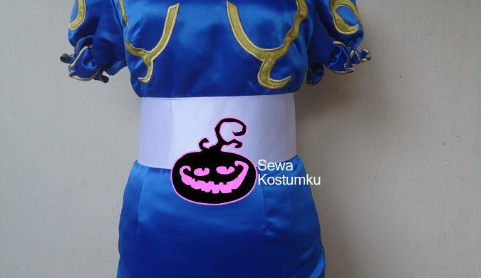 Sewa Kostum Hot Chun Li Street Fighter v M