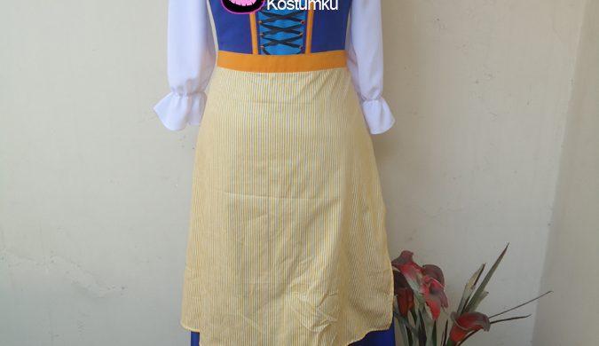 Sewa Kostum Negara Internasional Swiss Wanita ukuran M