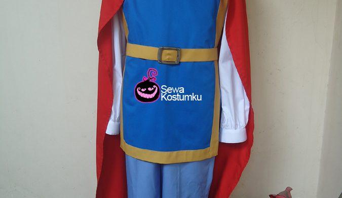 Sewa Kostum Pangeran Snow White Jakarta