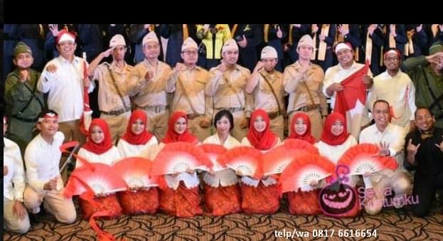 Tempat Sewa Kostum di Pancoran Baju Pahlawan