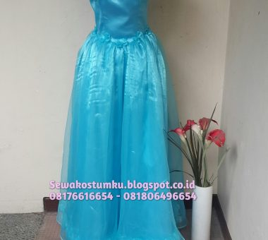 Sewa Kostum Princess Cinderella