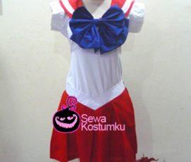 Sewa Kostum Anime Cosplay Sailor Moon