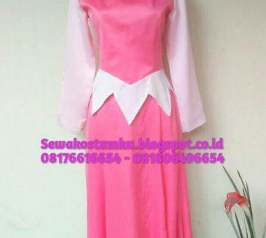 Sewa Kostum Princess Aurora