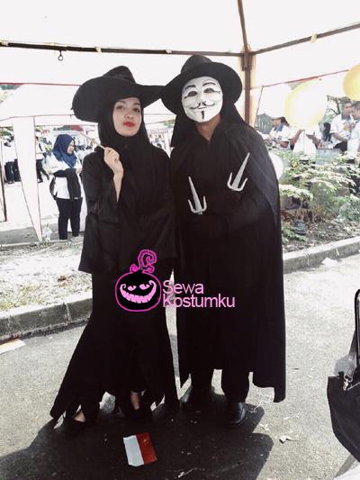 Sewa Kostum Halloween di Kuningan Jakarta