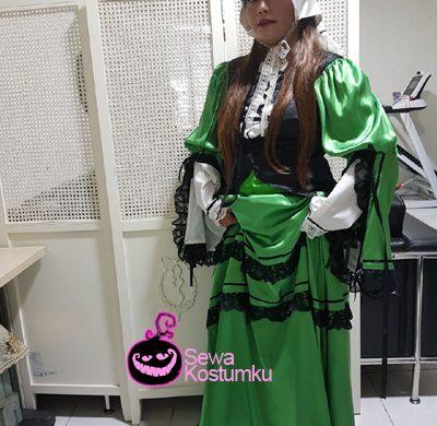 Rental Kostum Internasional di Kuningan dan Sudirman