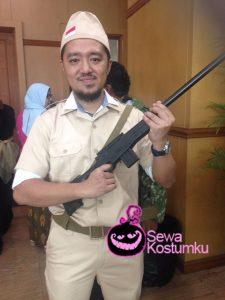 Sewa Kostum Pejuang Kemerdekaan di Jakarta