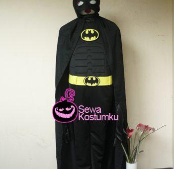 Sewa Kostum Super Hero Batman