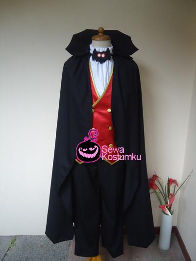 Kostum Halloween Jakarta Permata Hijau