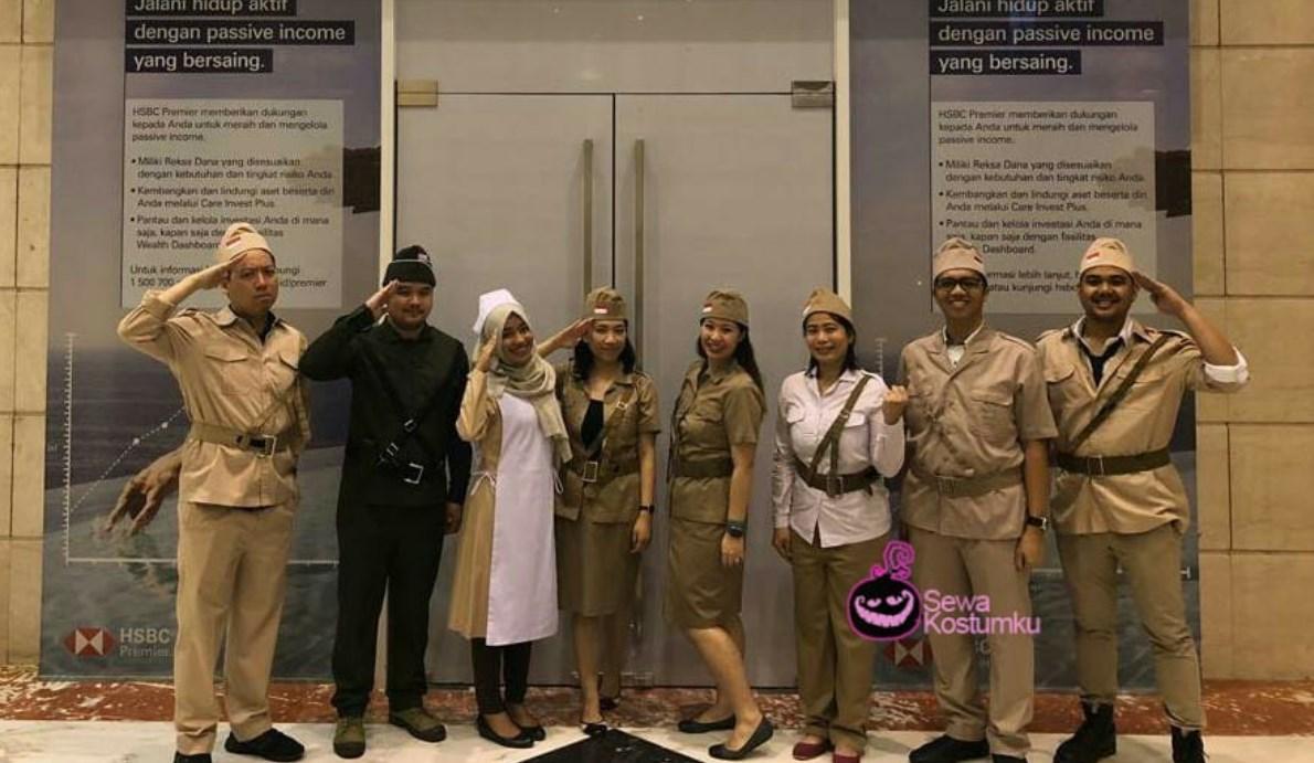 Sewa Kostum Pejuang Jakarta Timur
