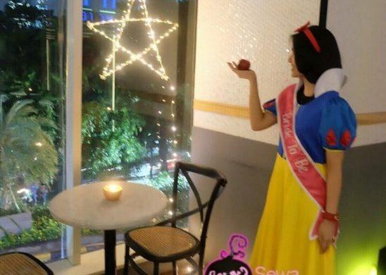 Sewa Kostum Baju Snow White Jakarta