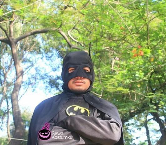 Sewa Kostum Batman di Jakarta