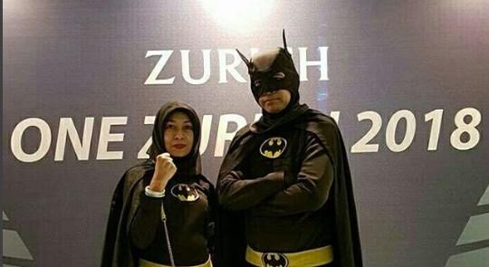 Sewa Kostum Batman
