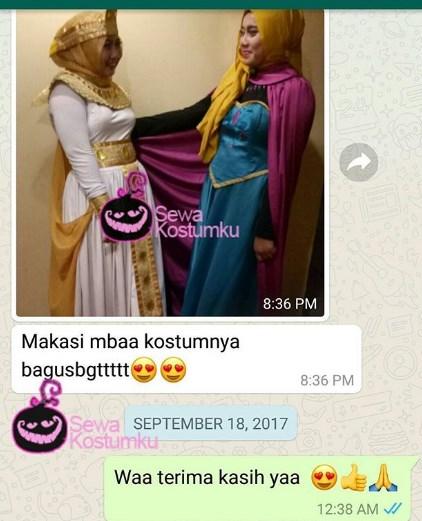 Sewa Kostum Superhero di Surabaya