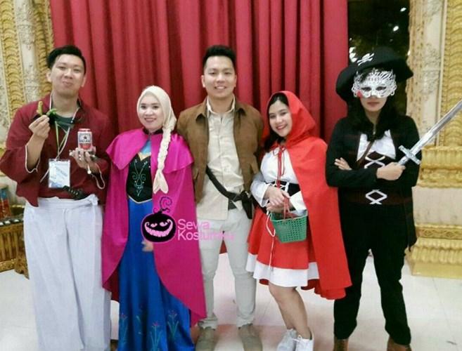 Sewa Kostum Murah di Jakarta