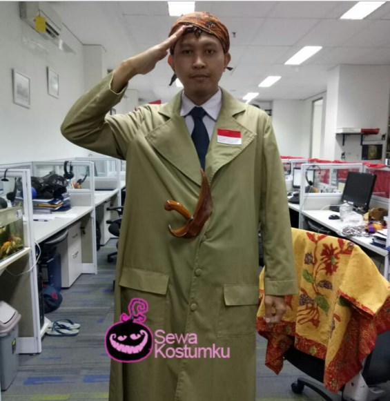 Sewa Kostum Jenderal Sudirman Matraman Jakarta