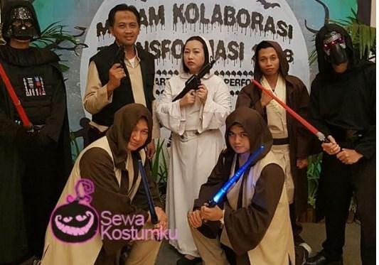Sewa Kostum Star Wars Matraman Jakarta