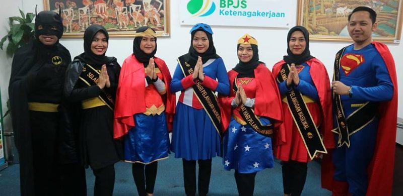 Sewa Kostum Halloween Dewasa di Jakarta