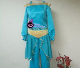 Sewa Kostum Arabian Princess Jasmine Size M
