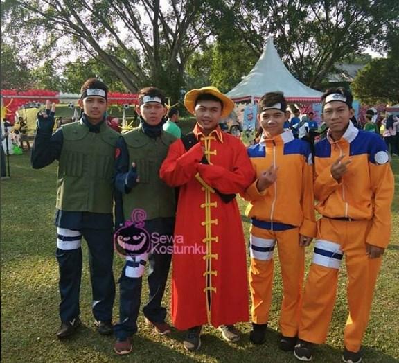 Sewa Kostum Anime di Jakarta Utara