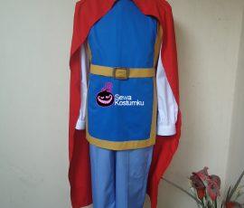 Sewa Kostum Prince Snow White ukuran L